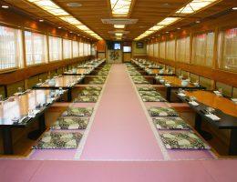 Yakatabune Amitatsu Japan Best Restaurant