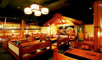 KANI Doraku Shinjuku Ekimae Japan Best Restaurant