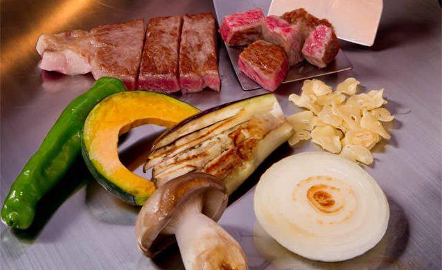 Steak Misono Kobe japan restaurant