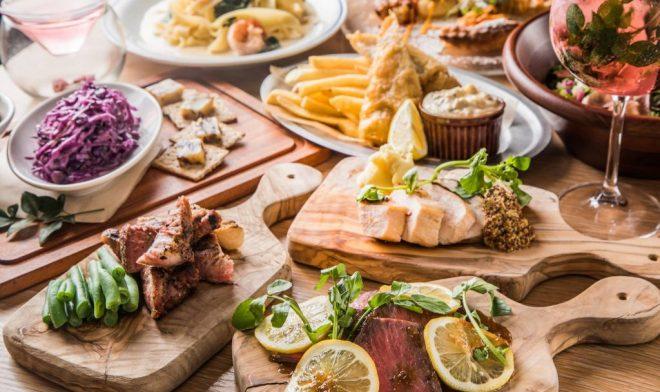 THE PUBLIC SIX Japan Best Restaurant
