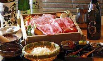 Shabutsu Yoshinosasa Nihonbashi Japan Best Restaurant