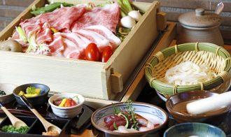 Shabutsu Yoshinosasa Nihonbashi japan restaurant