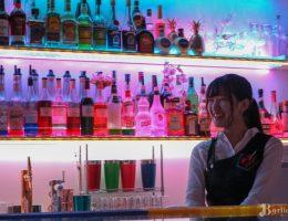Barliminal Roppongi Japan Best Restaurant