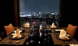 RESTAURANT CELLY with SKY BAR Japan Best Restaurant