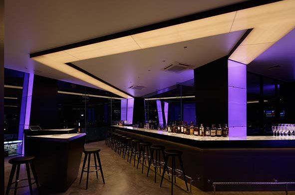 Mercedes-Benz Connection UPSTAIRS Japan Best Restaurant