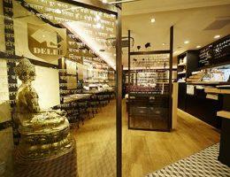 DELHI Ginza Japan Best Restaurant
