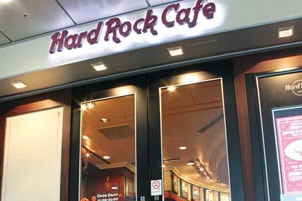 Hard Rock Cafe Yokohama Japan Best Restaurant