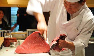 Itamae Sushi Ueno Japan Best Restaurant