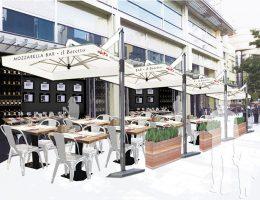 Obica Mozzarella Bar, Tokyo Midtown Japan Best Restaurant