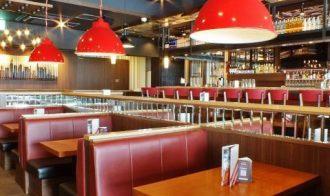 TGI FRIDAYS Odaiba Aqua City Japan Best Restaurant