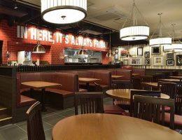 TGI FRIDAYS Tokyo Dome City Japan Best Restaurant