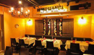 Trattoria La Grotta Japan Best Restaurant