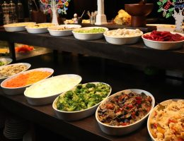 Churrascaria Que Bom! Shintora-dori Japan Best Restaurant
