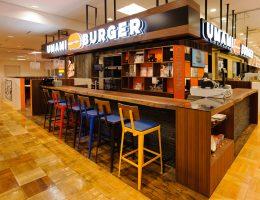 UMAMI BURGER Ebisu Mitsukoshi Japan Best Restaurant