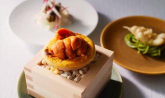 THE GARDEN ORIENTAL OSAKA Japan Best Restaurant
