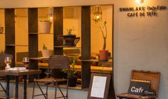 SWANLAKE Pub Edo Cafe de Tete Japan Best Restaurant
